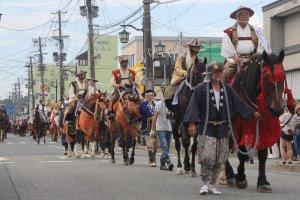 サムネイル画像:2年ぶりに「標葉郷野馬追祭」が開催されます!